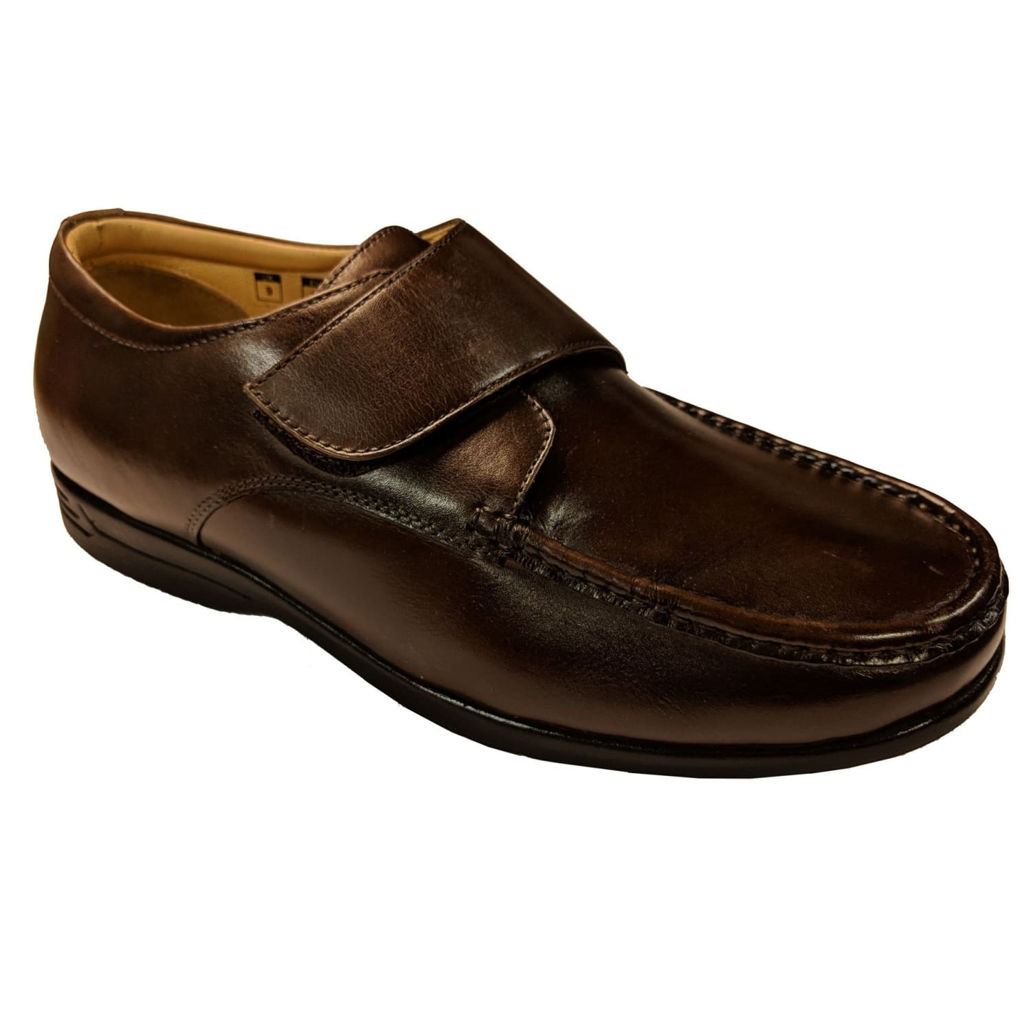 Fleet & Foster Shoes - Fred - Brown 1