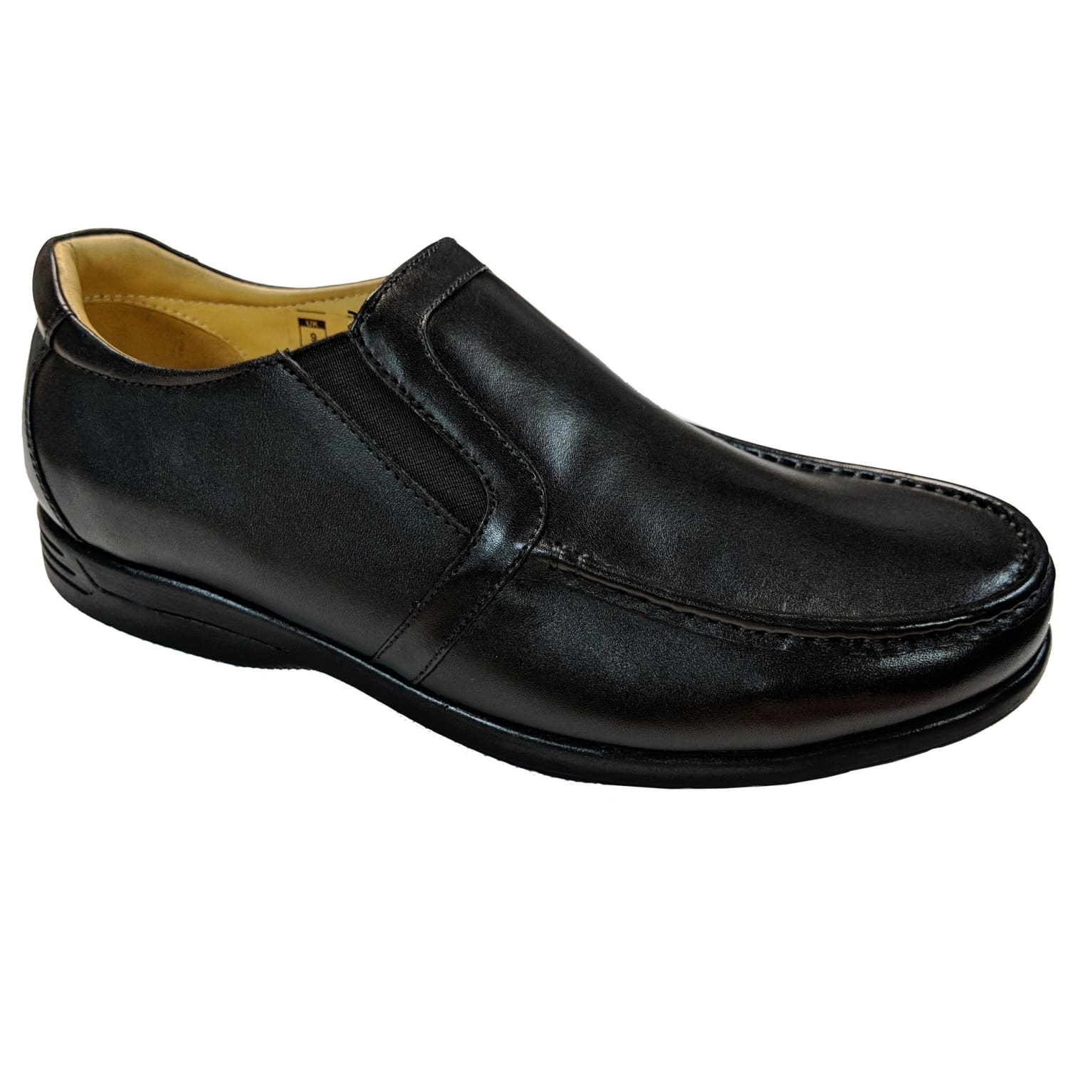 Fleet & Foster Shoes - Gordon - Black 1