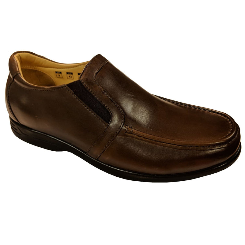 Fleet & Foster Shoes - Gordon - Brown 1