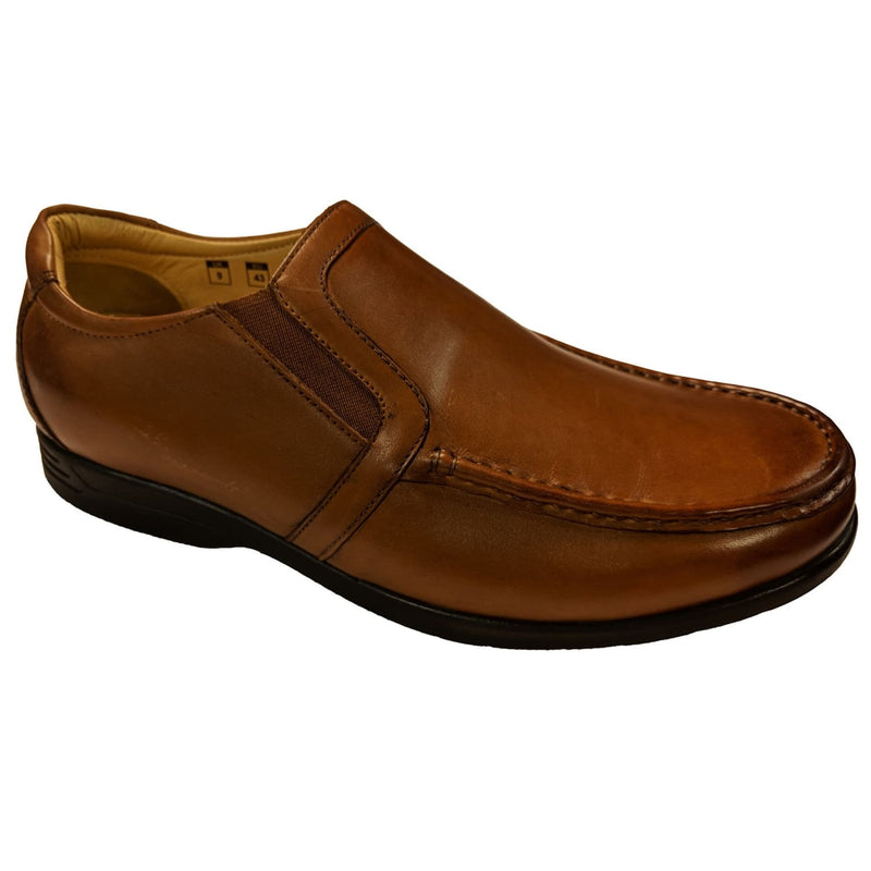 Fleet & Foster Shoes - Gordon - Tan 1