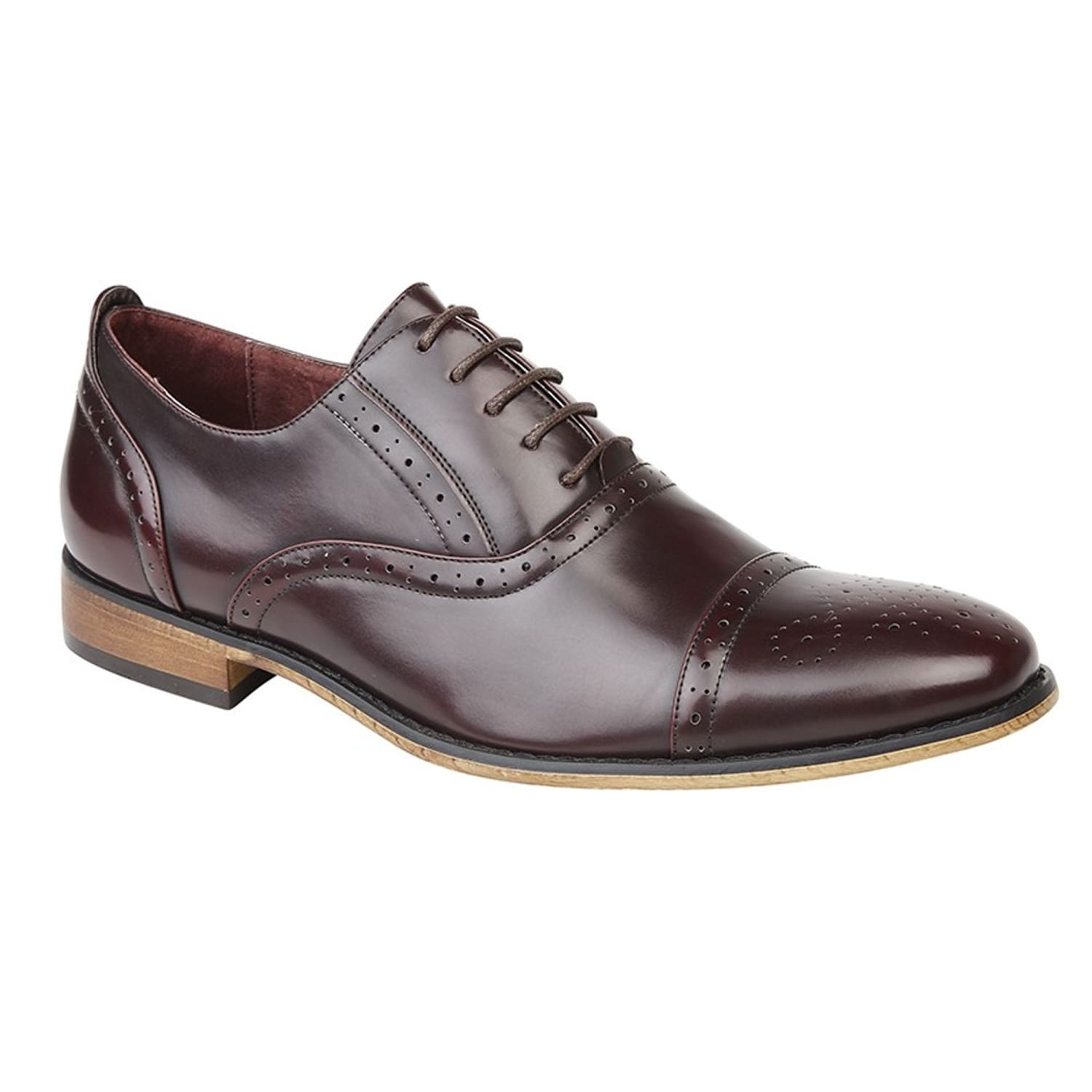 Goor Shoes - M516 - Ox Blood 1
