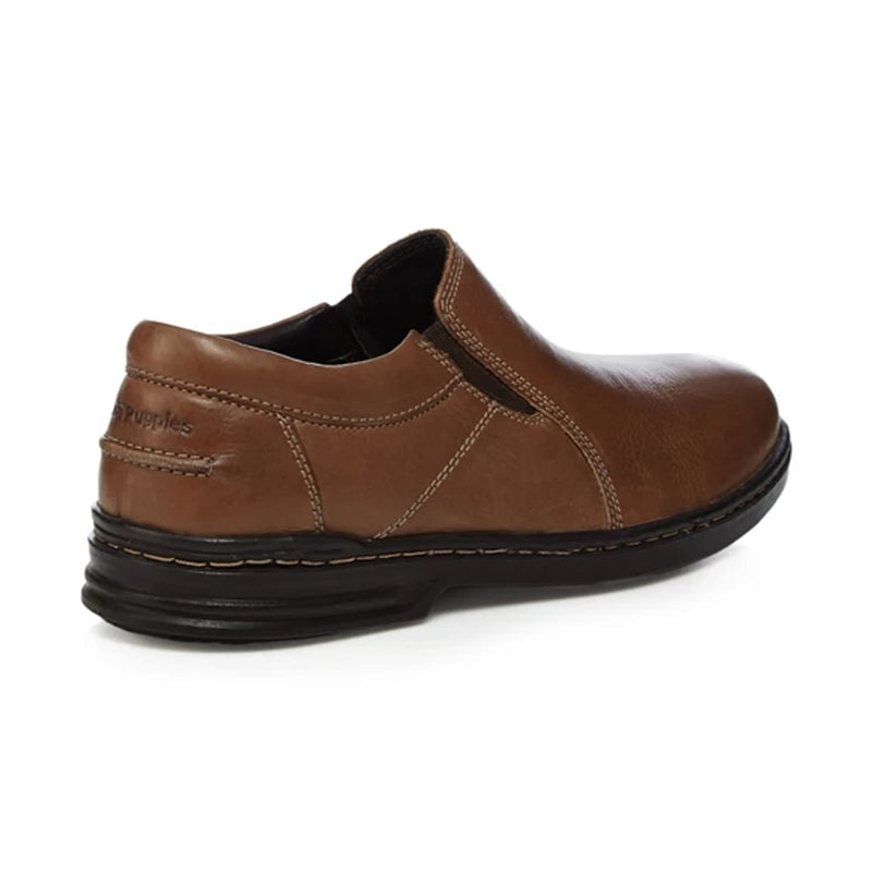 Hush Puppies Shoes - Milton - Brown 1