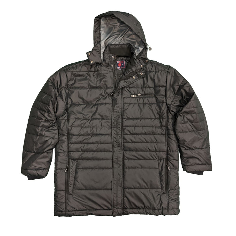Kam Coat - KBS KV94 - Black 1