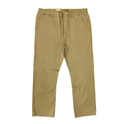 Kam Modern Chinos - KBS 252 - Taupe 1