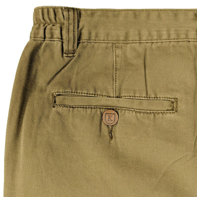 Kam Modern Chinos - KBS 252 - Taupe 4