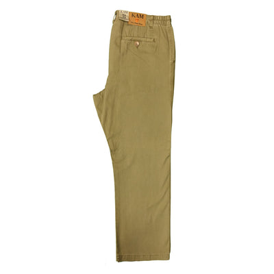Kam Modern Chinos - KBS 252 - Taupe 5