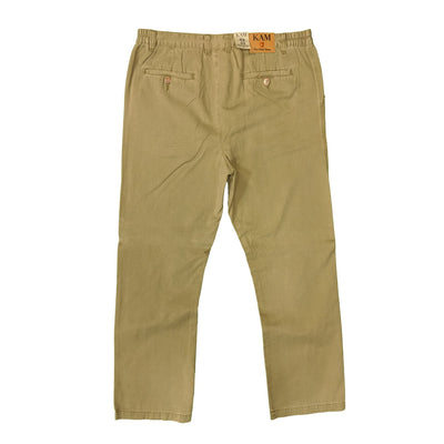 Kam Modern Chinos - KBS 252 - Taupe 2