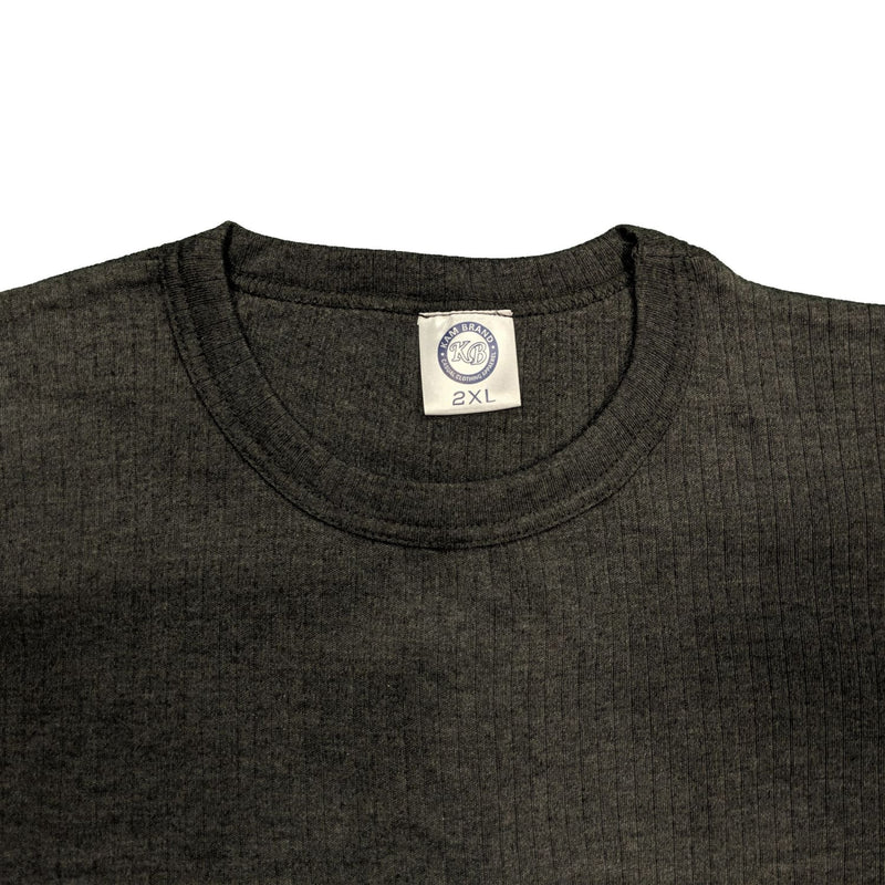 Kam Thermal T-Shirt - KBS831 - Charcoal 1