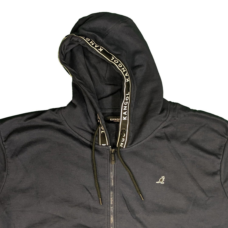 Kangol Full Zip Hoody - Foray - Navy 1