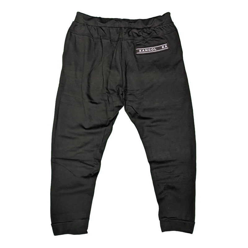 Kangol Joggers - Foray - Black 1