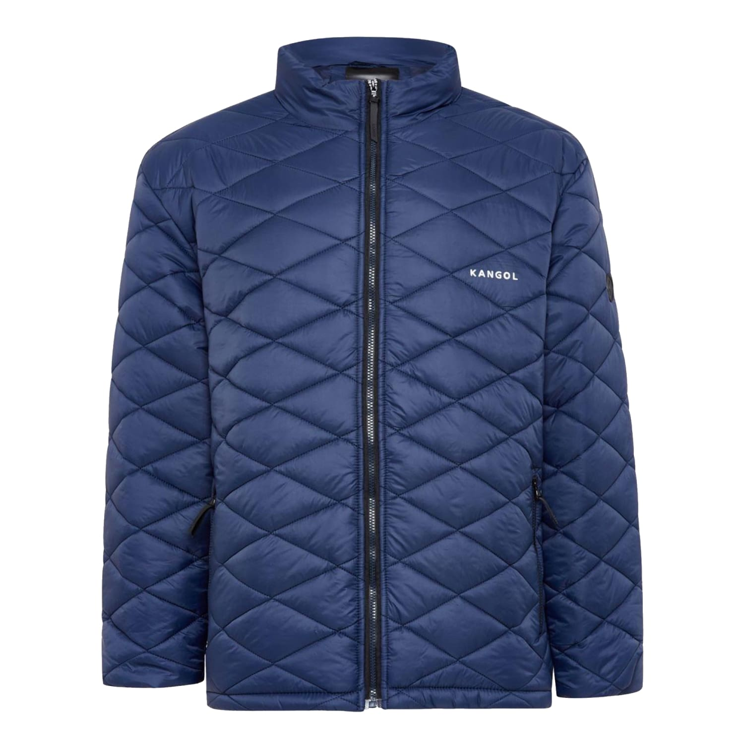 Kangol Padded Jacket - Cavern - Navy 1