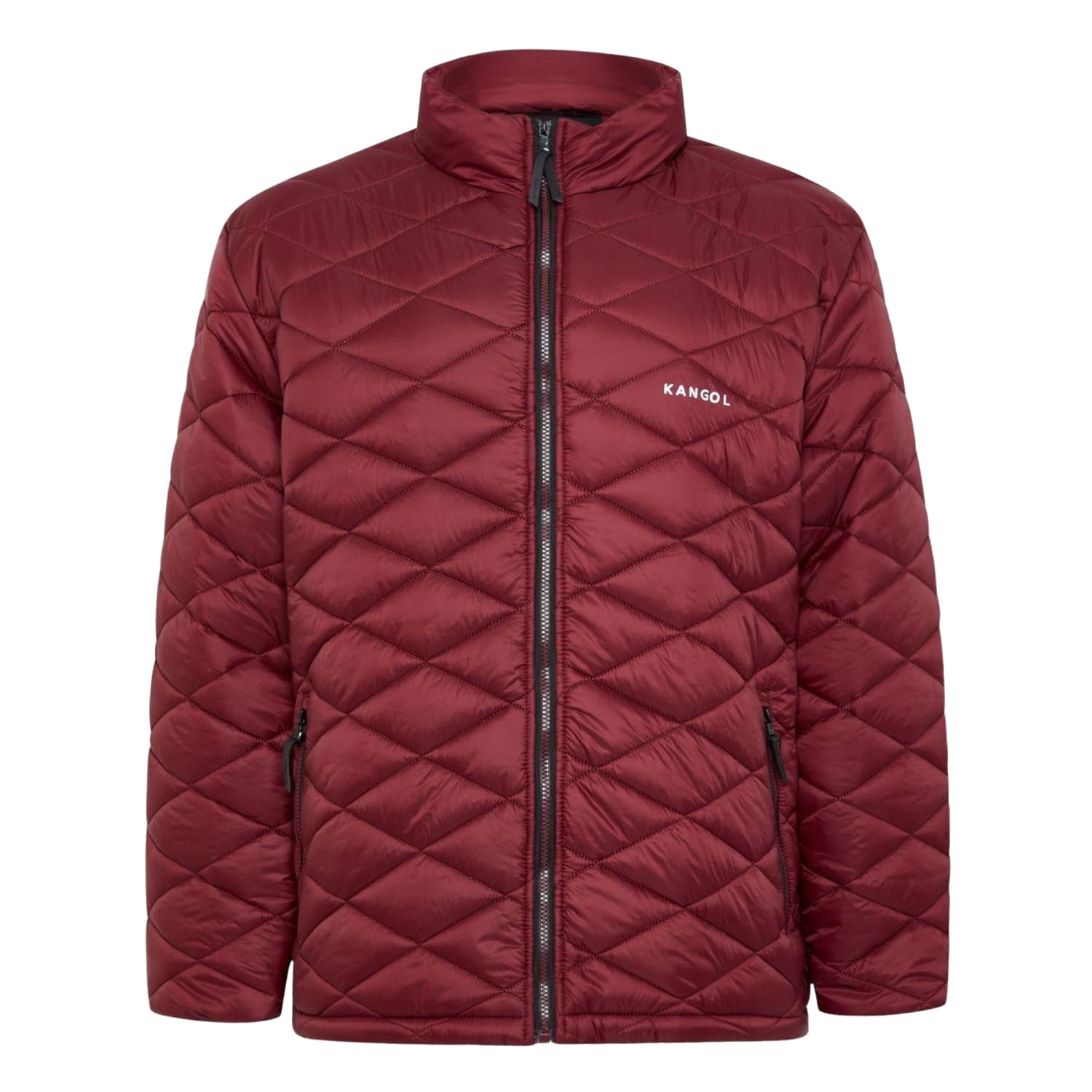 Kangol Padded Jacket - Cavern - Port Royale 1
