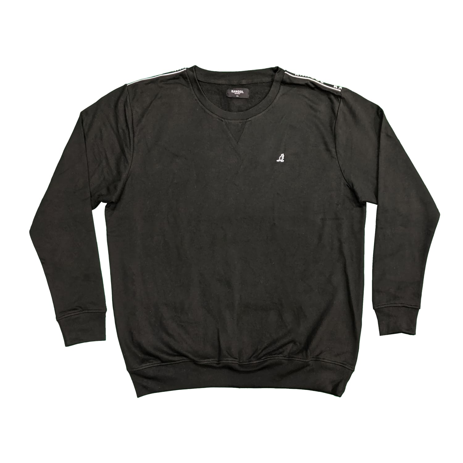 Kangol Sweatshirt - Foray - Black 1