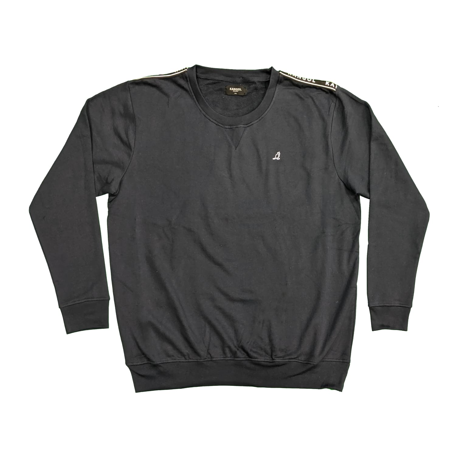 Kangol Sweatshirt - Foray - Navy 1