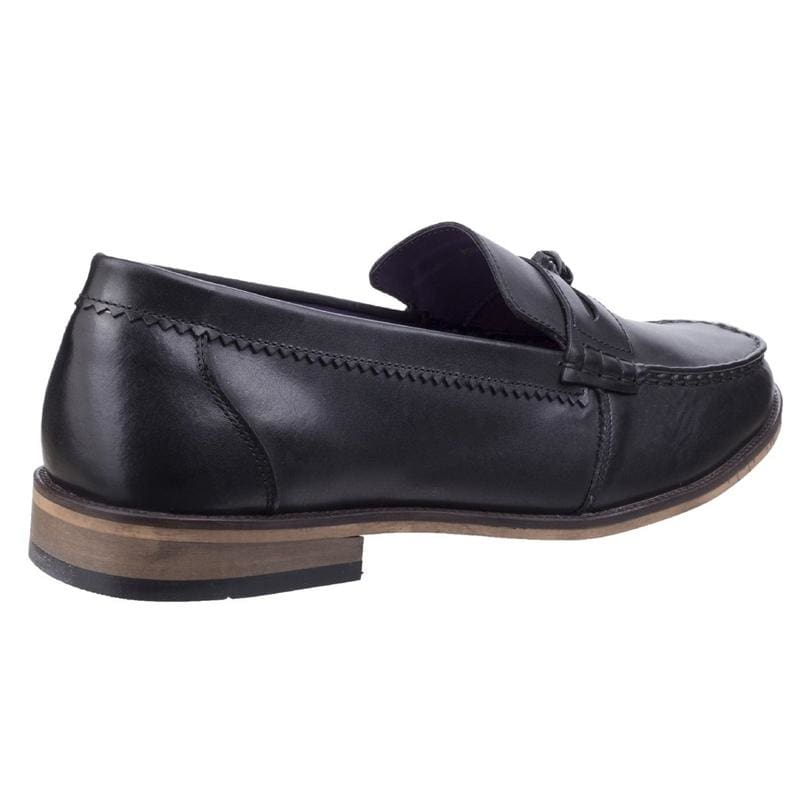 Lambretta Shoes - Portobello Loafer King - 21004 - Black 1