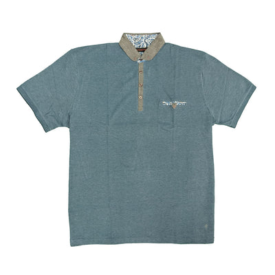 Lizard King Polo - LK8600 - Teal 1