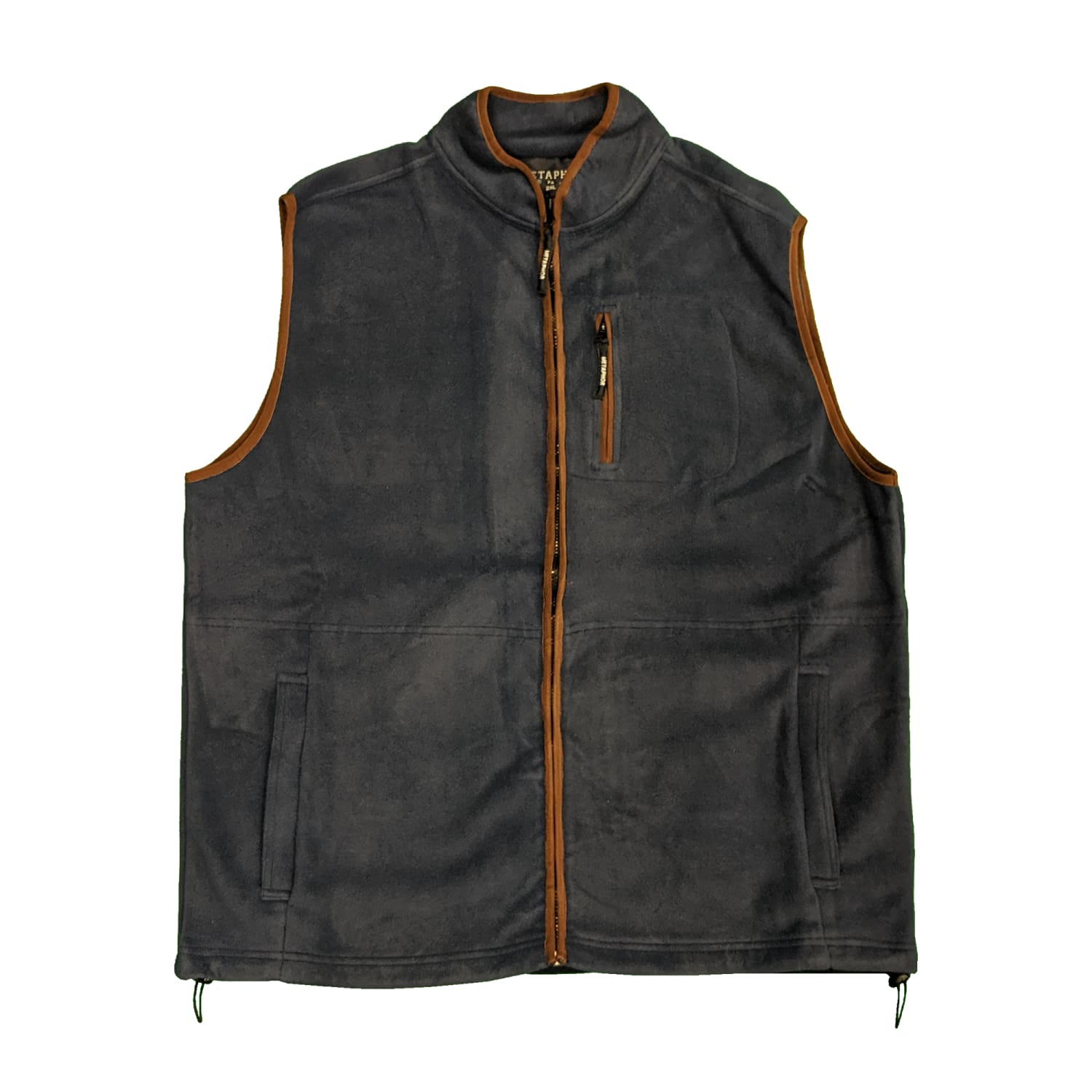 Metaphor Full Zip Fleece Gilet - 01557 - Navy 1