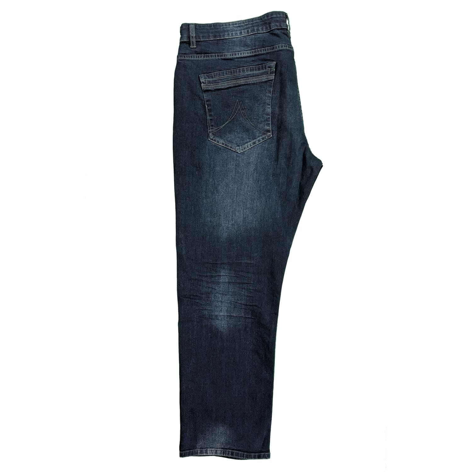 52 46 50 44 Mish Mash Buzz 1987 Washed Denim Jeans in 42 48