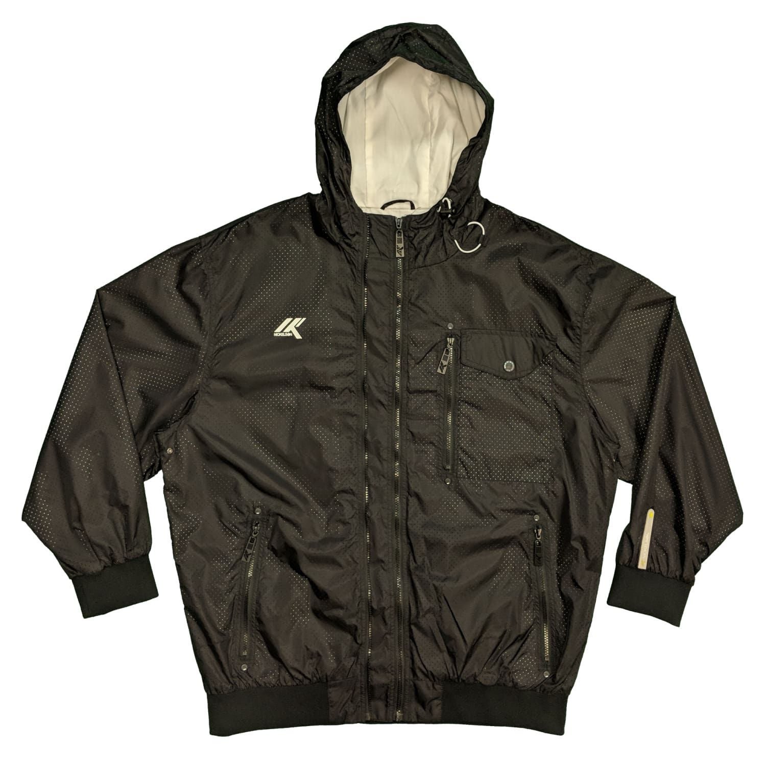 Nickelson Jacket - NMA428L - Miguel - Black 1