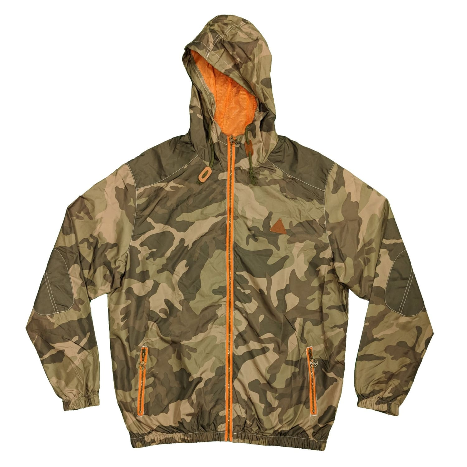 Rock & Revival Waterproof Jacket - DF218STK - Camo 1
