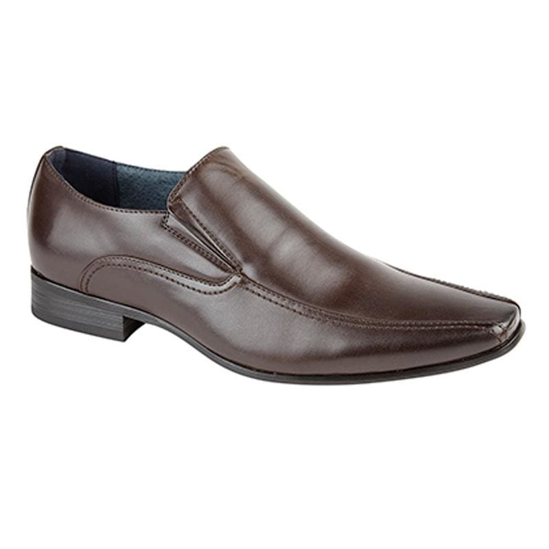Route 21 Shoes - M715 - Brown 1