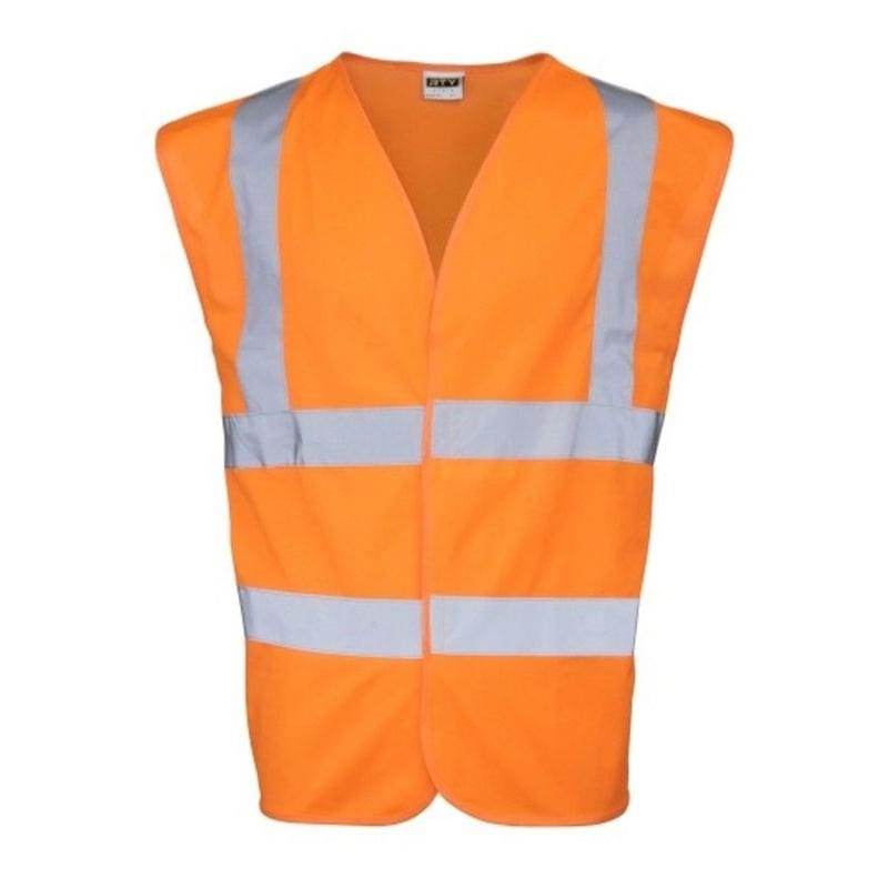 RTY Hi-Vis Vest - HV074 - Orange 1