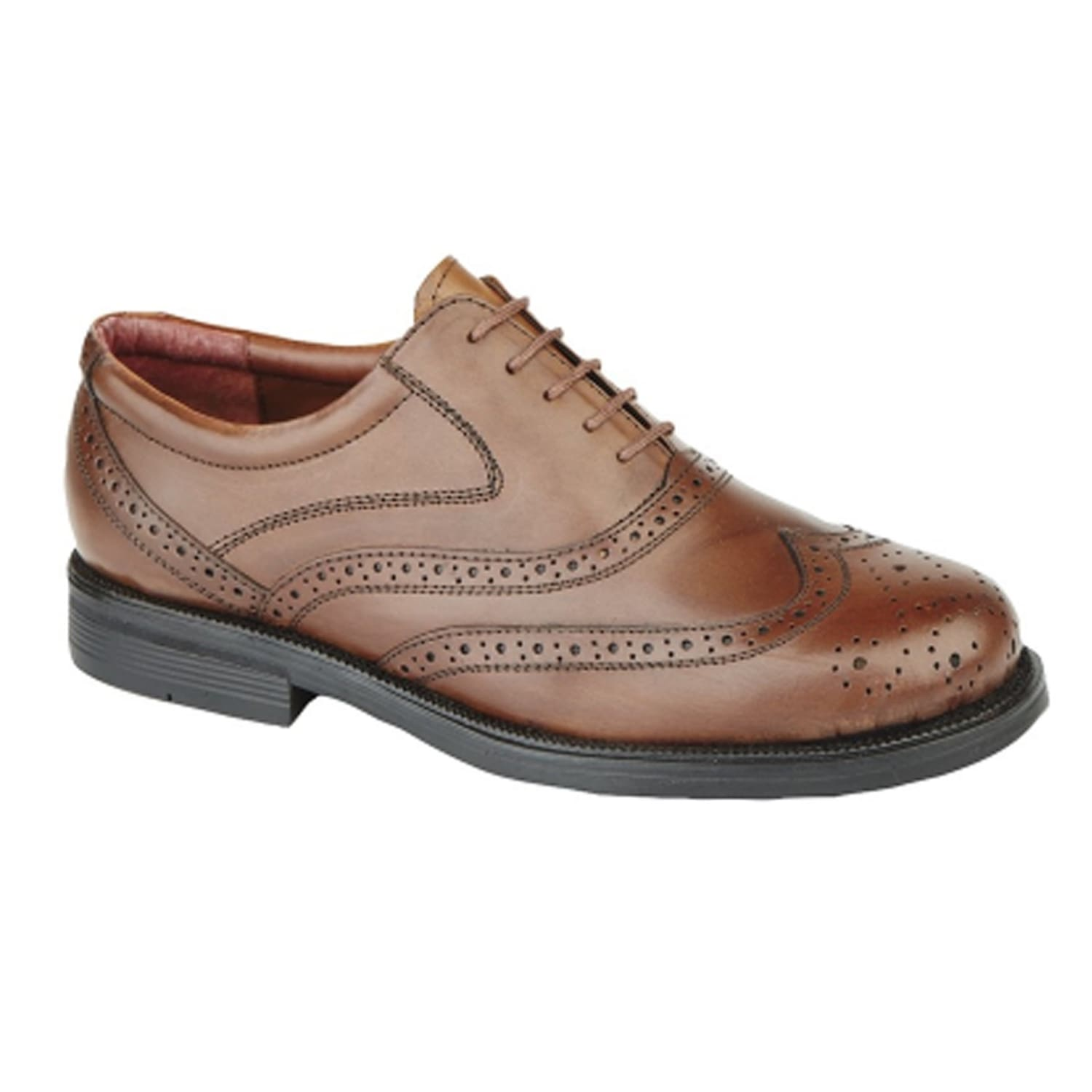 Scimitar Shoes - M963 - Brown 1
