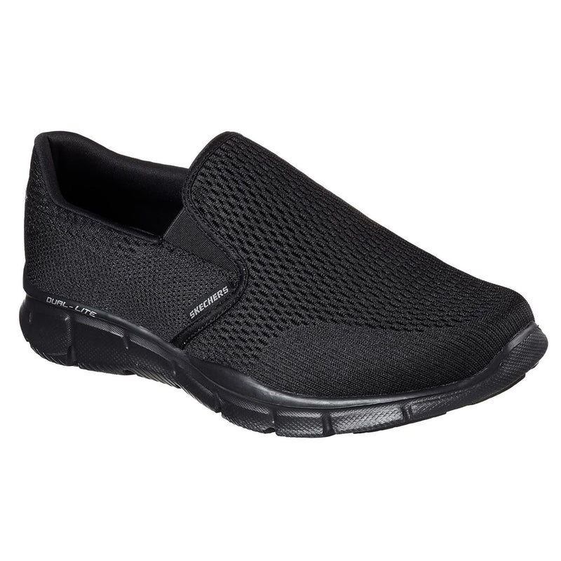 Skechers Trainers - 51509 - Equalizer - Black 1