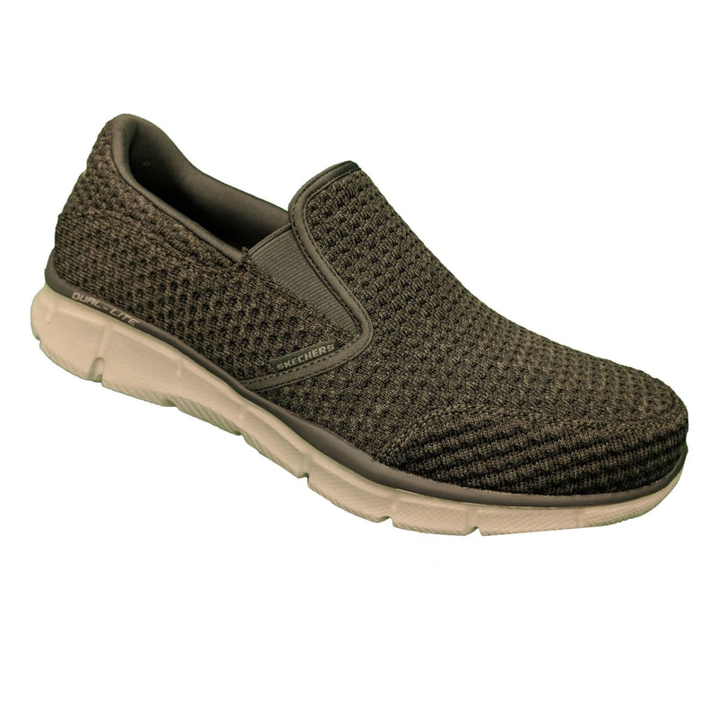 Skechers Trainers - 52745 - Slickster - Charcoal 1