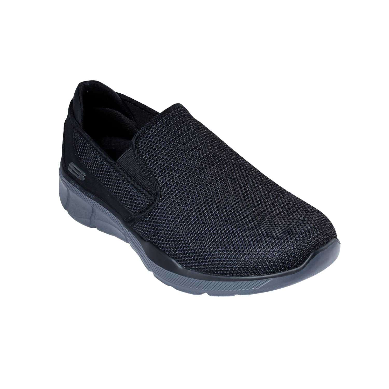 Skechers Trainers - 52937 - Sumnin - Black / Charcoal 1