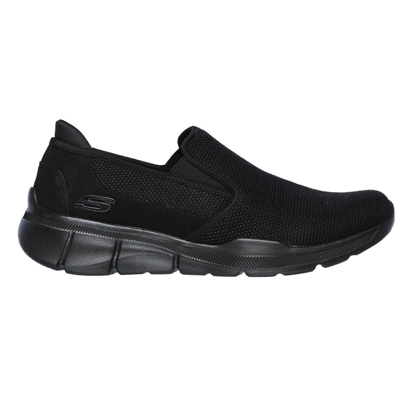 Skechers Trainers - 52937 - Sumnin - Black 1