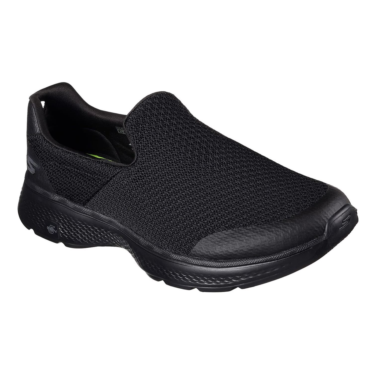 Skechers Trainers - 54155 - Expert - Black 1