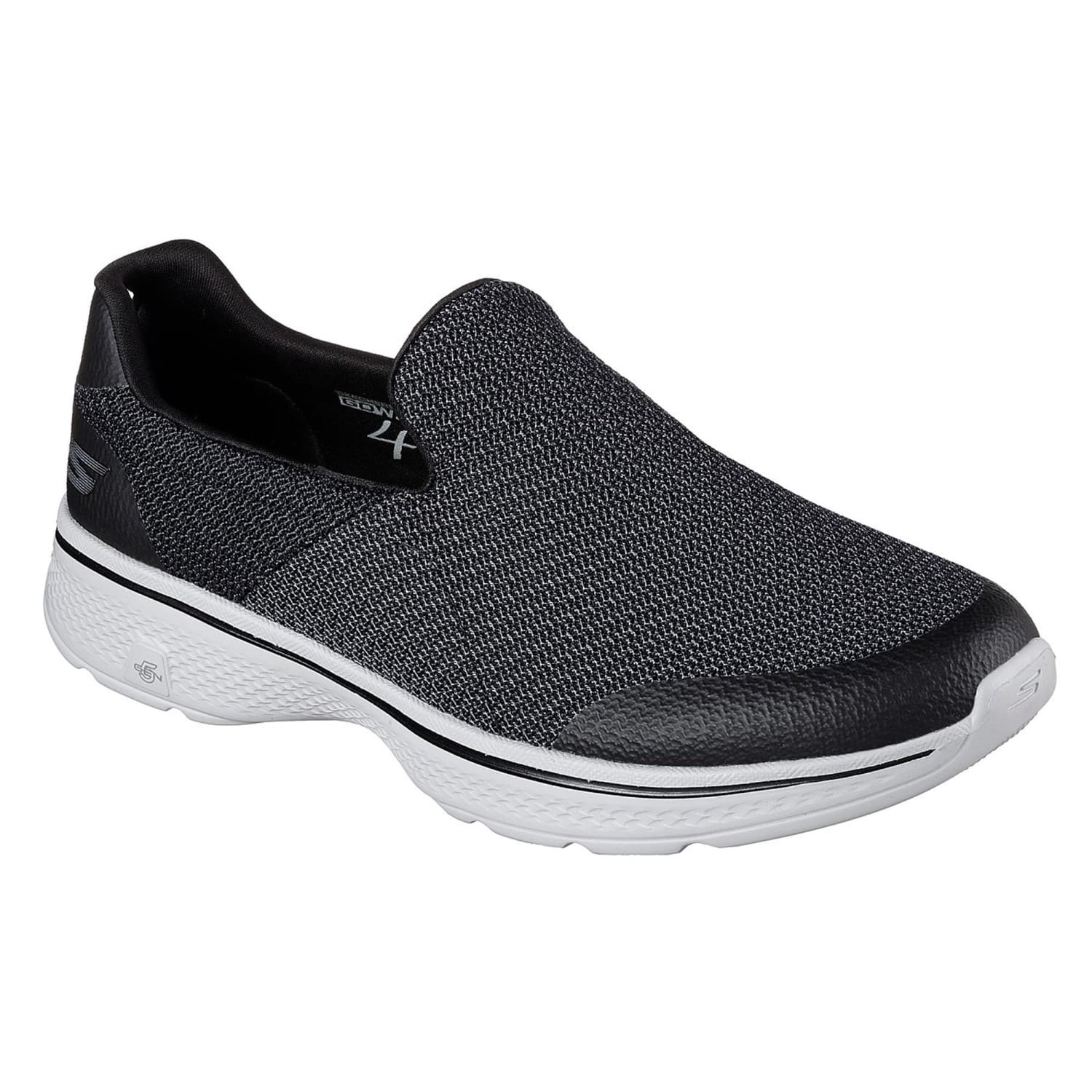 Skechers Trainers - 54155 - Expert - Black / Grey 1