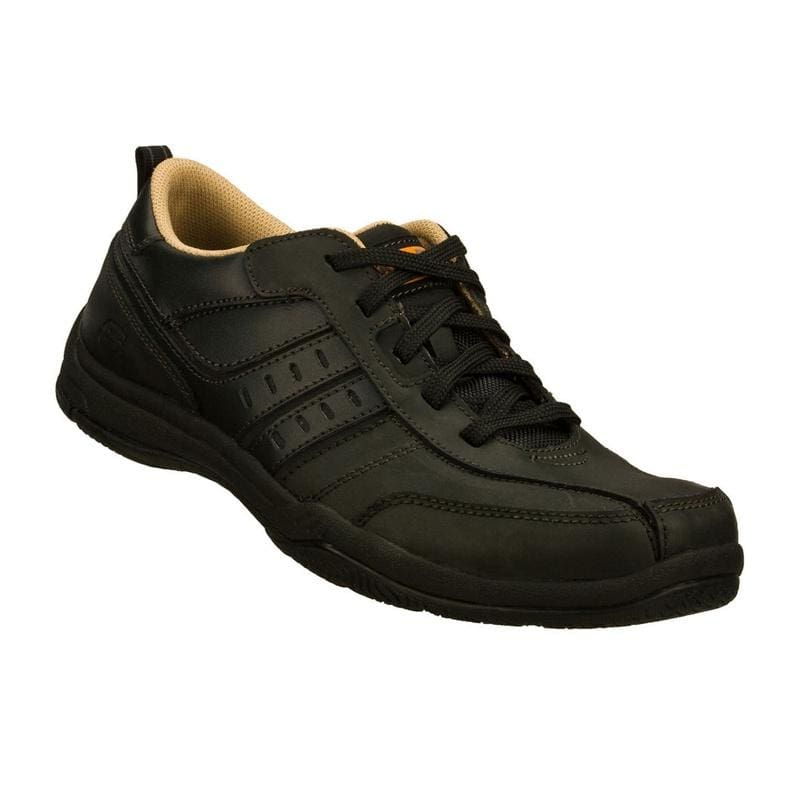 Skechers Trainers - 63393 - Ryan - Black 1
