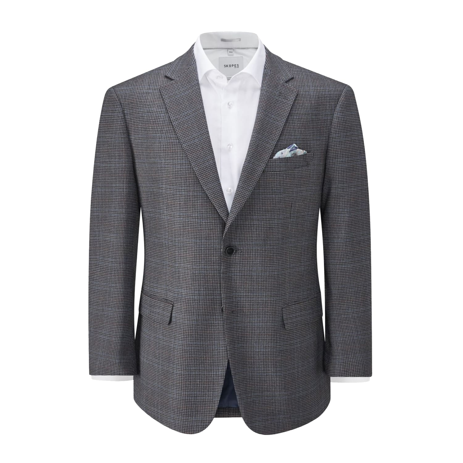 Skopes Sports Jacket - MM4014 - Ronne - Charcoal 1