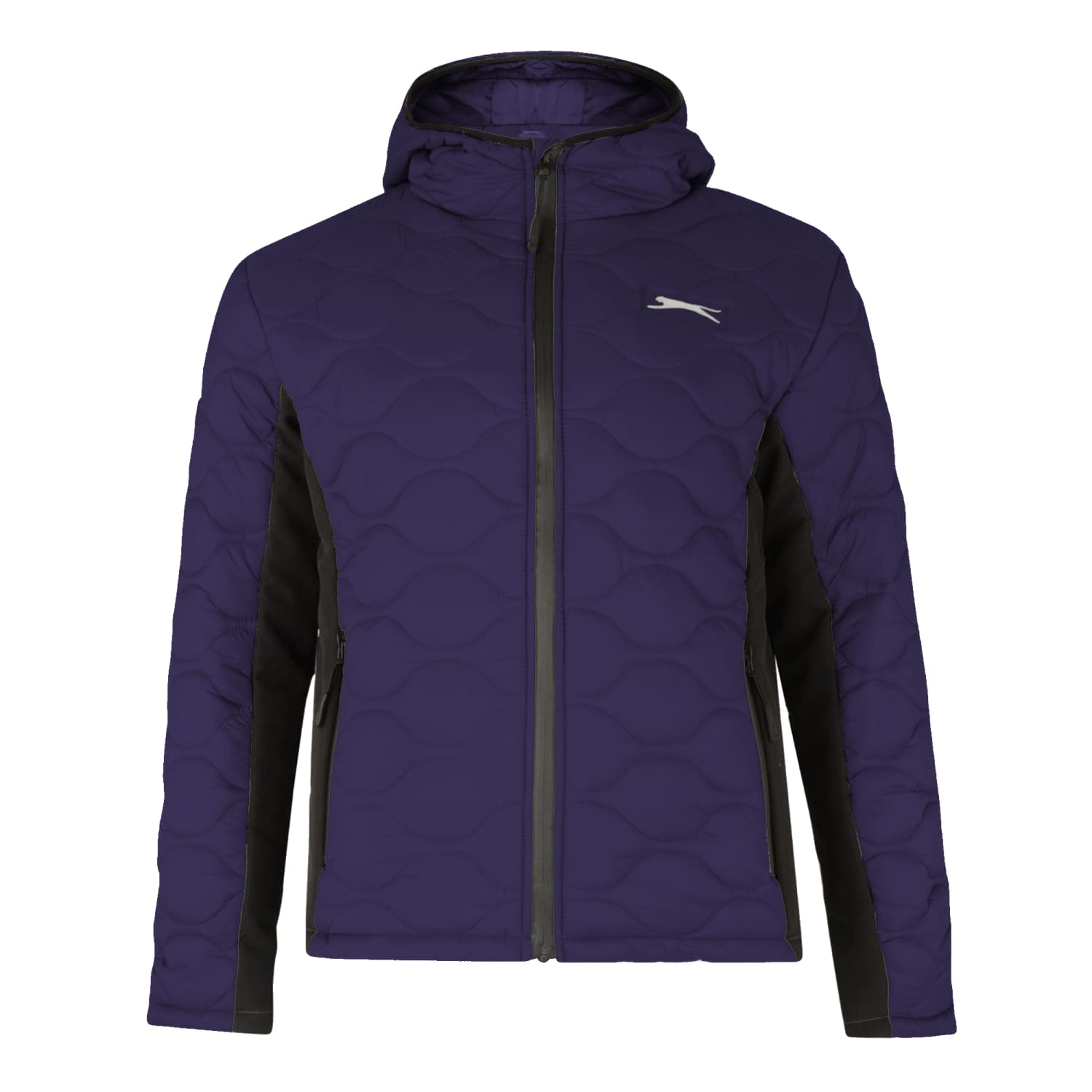 Slazenger Padded Jacket - Cash - Eclipse 1