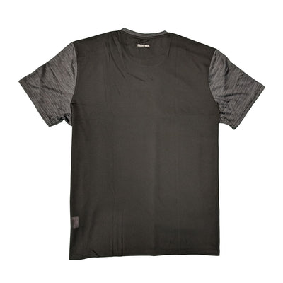 Slazenger Performance T-Shirt - Drew - Black Space Dye 3