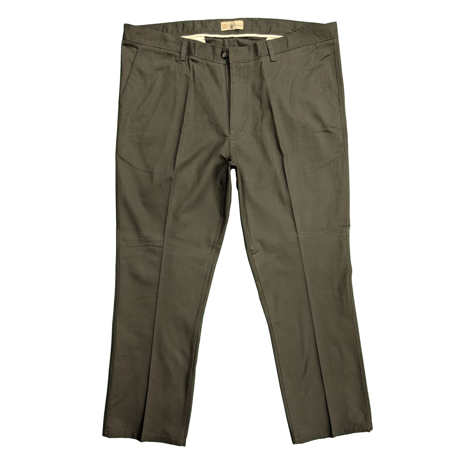 Woodbrie Chinos - TF50 - Grey 1