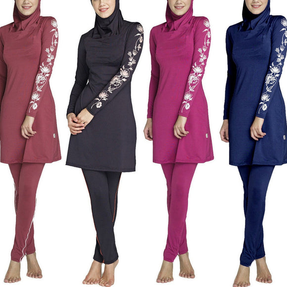 Zwemkleding Plus Size Burkinis S-4XL - Ever After Eden