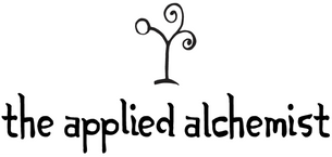 The Applied Alchemist logo