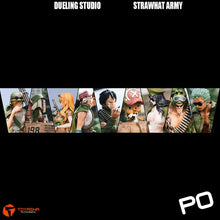 Load image into Gallery viewer, Dueling Studio - Strawhat Army 1/8 Scale