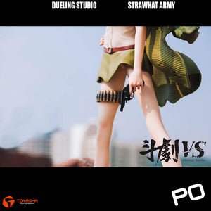 Dueling Studio - Strawhat Army 1/6 Scale
