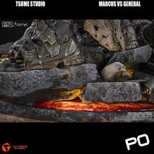 Load image into Gallery viewer, Tsume Studio - Gears of War : Marcus vs General
