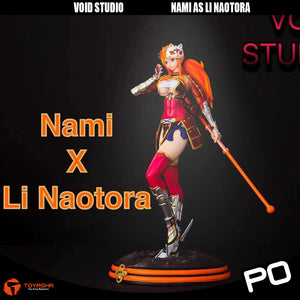 Void Studio - Nami as Li Naotora