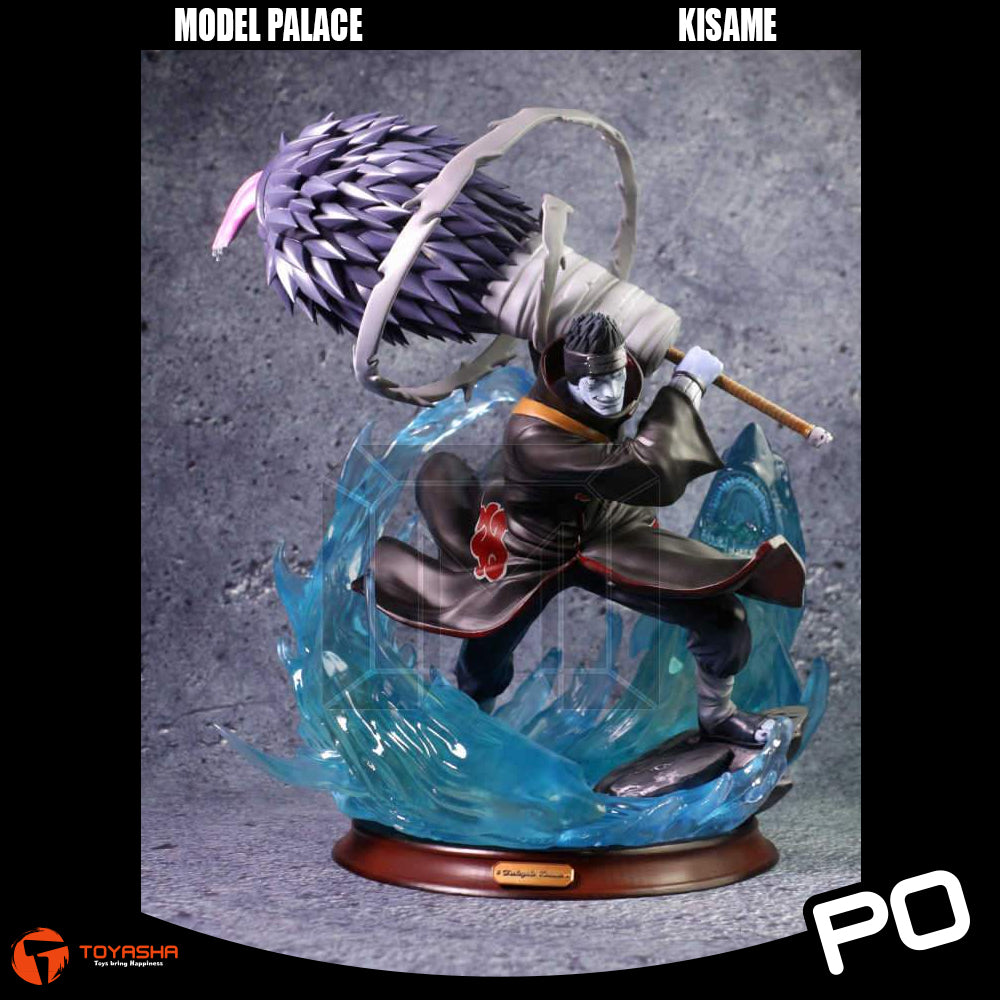 (Backorder) Model Palace - Kisame