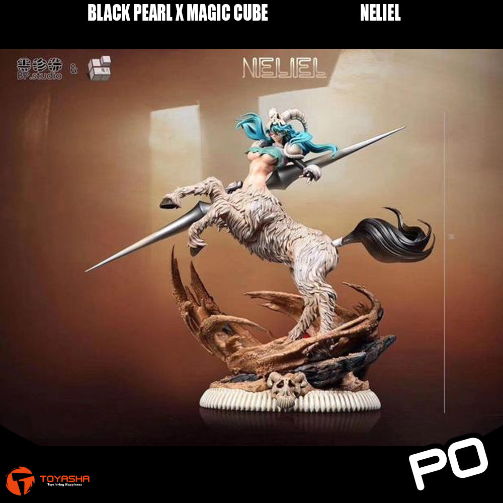 (Backorder) Black Pearl x Magic Cube - Neliel Tu
