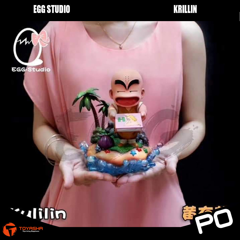 Egg Studio - Krillin - Yellow Version