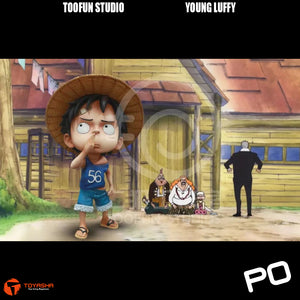 Toofun Studio - Young Luffy
