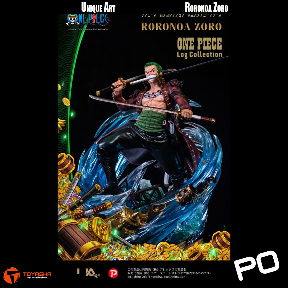 Unique Art - Roronoa Zoro