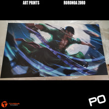 Load image into Gallery viewer, Art Print - Roronoa Zoro